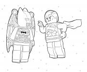 Coloriage Best Lego Batman Sheet