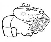 Coloriage peppa pig 279
