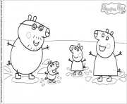 Coloriage peppa pig 267
