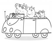 Coloriage peppa pig 73
