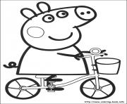 Coloriage peppa pig 242