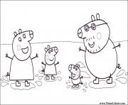 Coloriage peppa pig 263 dessin