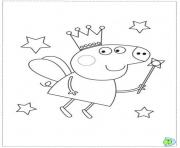Coloriage peppa pig 37