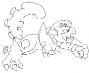 Coloriage 645 Demeteros pokemon forme alternative