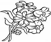 Coloriage 8 mars fete des meres adulte zentangle dessin