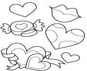 fete meres 14 dessin à colorier