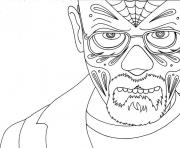 Coloriage breaking bad 6