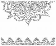 fleurs 2017 mandala png dessin à colorier