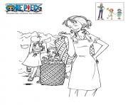 Coloriage One Piece à Imprimer Gratuit Sur Coloriageinfo