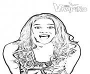 Coloriage chica vampiro daisy surprise