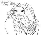 Coloriage En Ligne Gratuit Chica Vampiro.Coloriage Chica Vampiro A Imprimer Gratuit Sur Coloriage Info