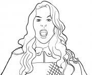 Coloriage Zaira Fangoria amie vampire de daisy chica vampiro dessin