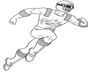 Coloriage power rangers s for boys