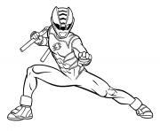 Coloriage Power Rangers à Imprimer Dessin Sur Coloriage Info