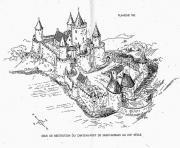 Coloriage Chateau A Imprimer Gratuit Sur Coloriage Info