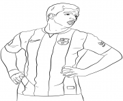 Coloriage luis suarez foot football