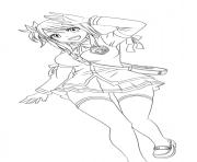 Coloriage Fairy Tail A Imprimer Dessin Sur Coloriage Info