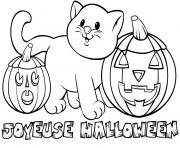 Coloriage Halloween à Imprimer Gratuit Sur Coloriageinfo