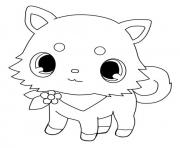 Coloriage Jewelpet 4
