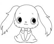 Coloriage Jewelpet Lo