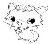 Coloriage Jewelpet king dessin