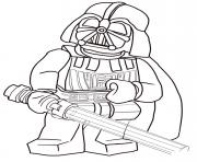 Coloriage lego star wars clone trooper dessin