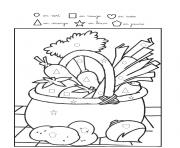 Coloriage Gratuit Fruits Legumes.Coloriage Fruits A Imprimer Dessin Sur Coloriage Info