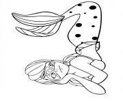 Coloriage Ladybug Miraculous à Imprimer Dessin Sur Coloriage