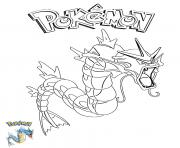 Coloriage pokemon Pokeball dessin