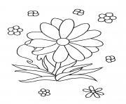 Coloriage Fleurs A Imprimer Gratuit Sur Coloriage Info