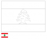 Coloriage drapeau france dessin