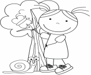 Coloriage earth day kids jour de la terre enfants