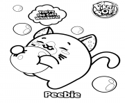 Coloriage Pikmi Pops Colouring Page