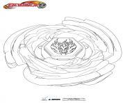 beyblade burst cosmic pegasus dessin à colorier