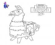 Fortnite Coloring Pages Marshmallow