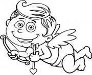 Coloriage dessin saint valentin 34 dessin