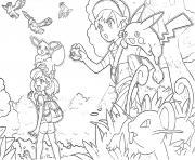 Coloriage pokemon sword and shield nintendo