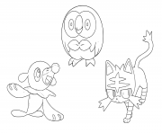 Coloriage Pokemon Goinfrex Dessin