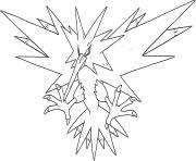 Electhor legendaire generation 1 dessin à colorier
