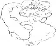 Demeteros trio des genies generation 5 dessin à colorier