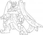 Coloriage Pokemon Legendaire Dessin Pokemon Legendaire Sur Coloriage Info