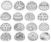 wt2 oeufs de paques par bimdeedee dessin à colorier
