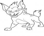 Coloriage Roi Lion à Imprimer Dessin Sur Coloriage Info