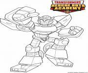 Bumblebee Transformers dessin à colorier