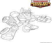 Gulli Hoist Transformers dessin à colorier