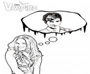 Gulli Daisy et Max dessin à colorier