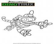 Gulli Click clack dessin à colorier