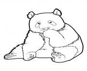 Gulli Panda 7 dessin à colorier