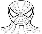 Coloriage Spiderman Dessin Spiderman Sur Coloriage Info