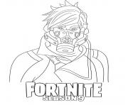 Coloriage Ether Fortnite Season 9